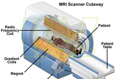 construction of MRI