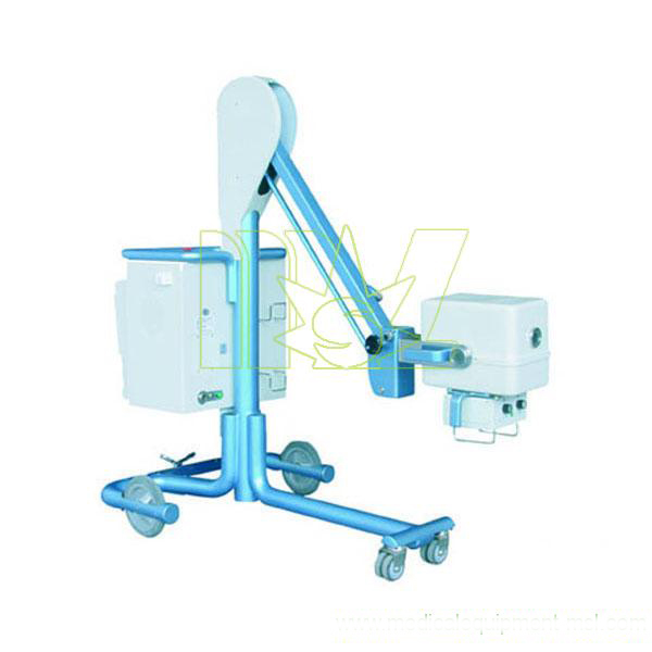 High Frequency Mobile Radiography Unit