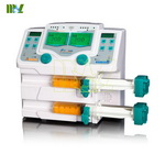 Medical Elastomeric Infusion Syringe Pump In Examination