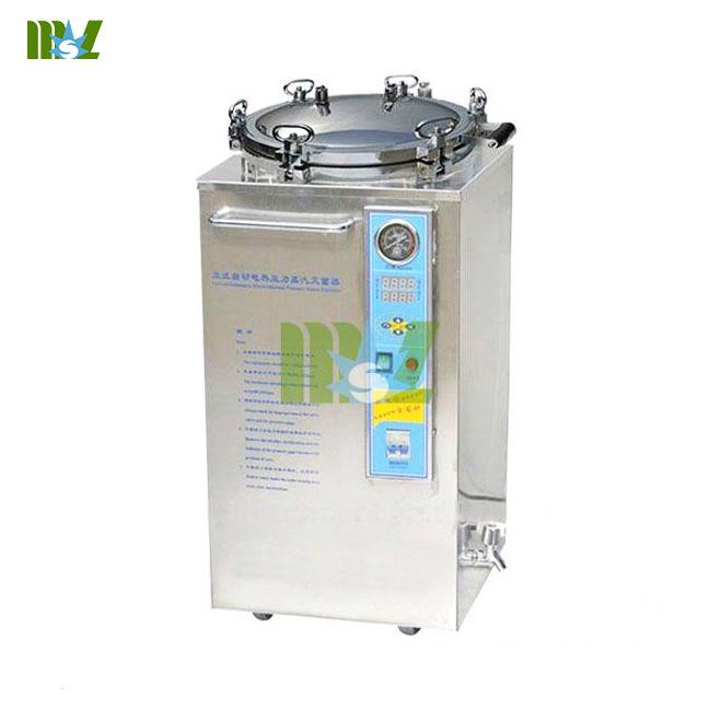 automatic steam sterilizer