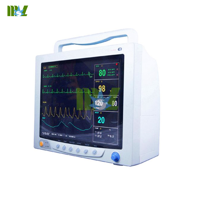 multiparameter patient monitoring system