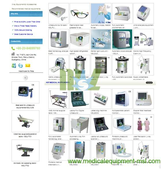 medical equipment category