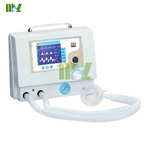 Portable ventilator machine-MSLPA01,portable medical emergency icu ventilator machine with CE approve
