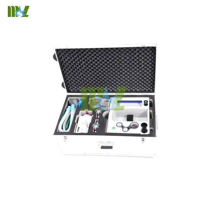 portable anesthesia unit