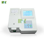 Touch screen semi auto biochemistry analyzer - MSLBA15