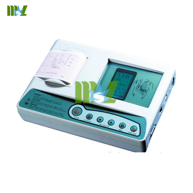 3 channel ecg machine