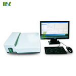 Semi-automatic clinical biochemistry analyzer of stable quality and CE approve-MSLBA21