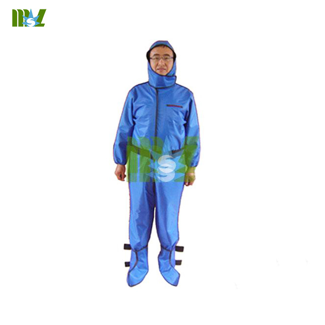 Full body radiation protective suit | Radiation proof suit - MSLLS01