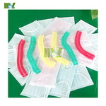 3 ply medical disposable nonwoven pp face mask with factory price MSLFM01