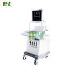 2014 hot sale Best color doppler trolly color ultrasound with two probes with CE approved-MSLCU21