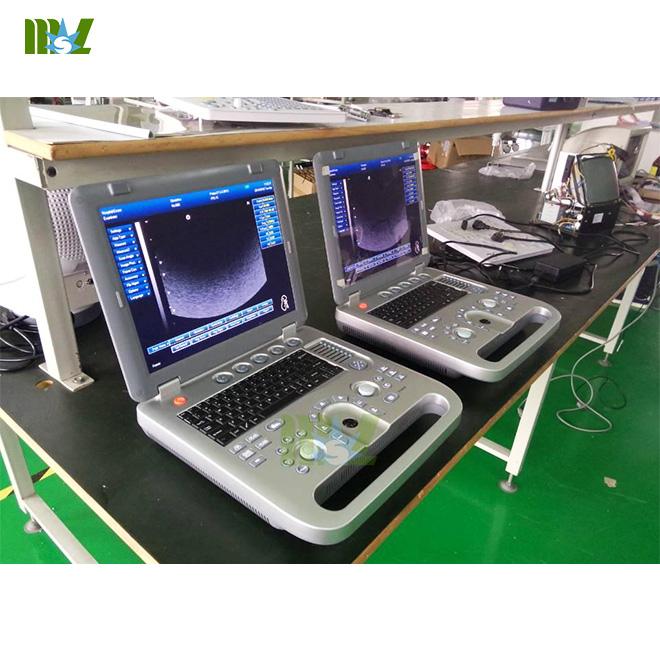 New General 4d Laptop Ultrasound Scanner Mslcu18 Id