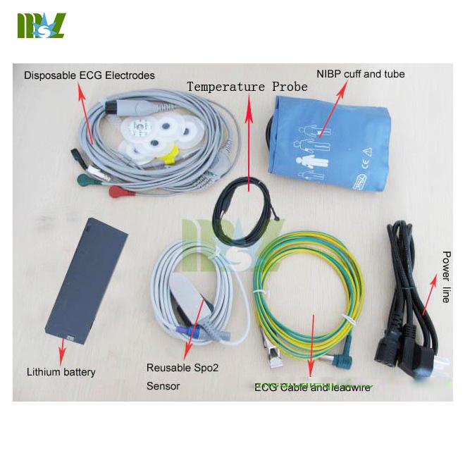 Portable Patient Monitor MSLMP03-5