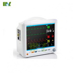 Advanced 12 inch portable Patient Monitor MSLMP03 Multi-parameter(ECG,SPO2,RESP, Pulse rate, TEMP,NIBP)