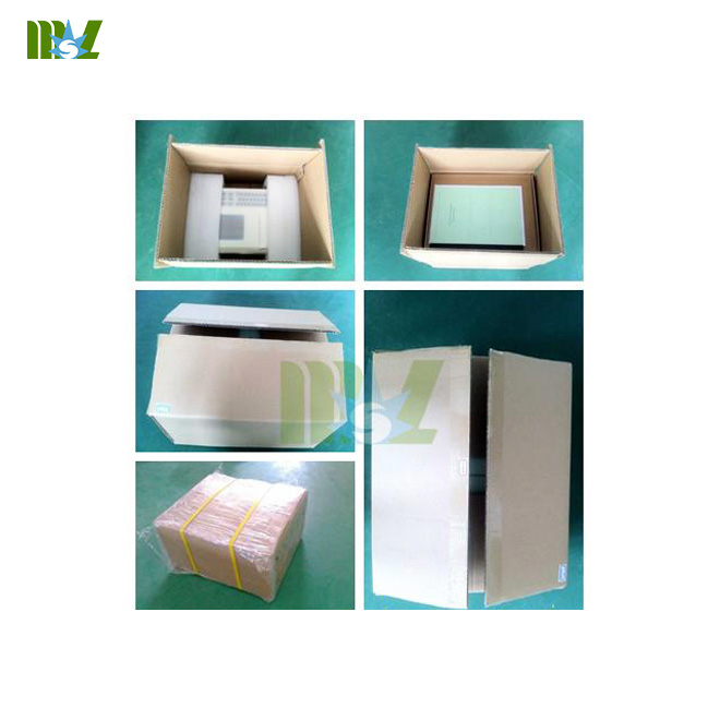 Portable three Channel Electrocardiograph packaging