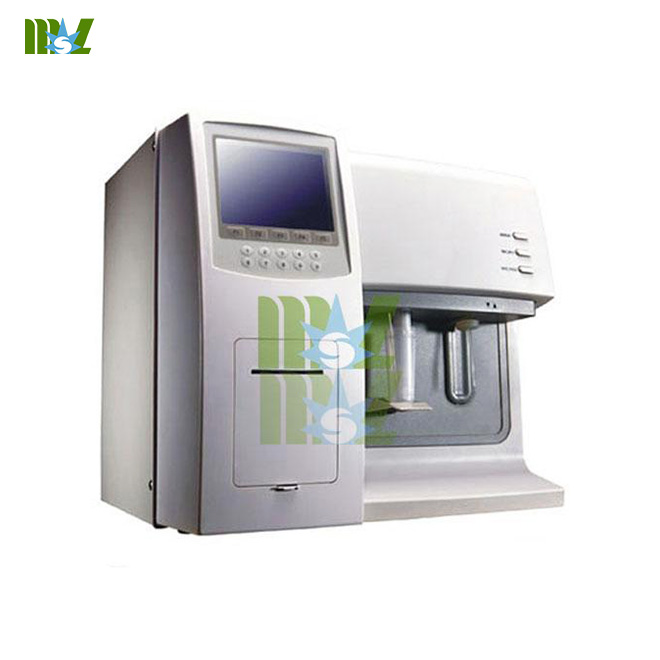 Fully automatic blood cell analyzer for sale