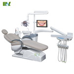 top mounted dental chair ergonomic dental chair msldu17 for sale