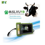 Portable veterinary reversible screen ultrasound machine for sale MSLVU19