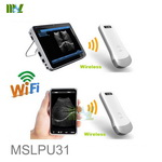 Advanced wireless ultrasound transducer | wireless ultrasound probe MSLPU31(working with iphone/ipad)