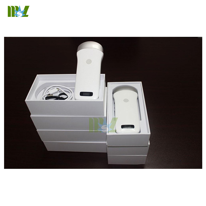 new type Advanced wireless ultrasound transducer system MSLPU31