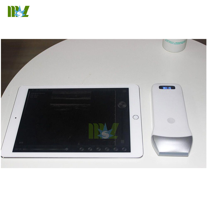 MSL ultrasound probe MSLPU31(working with iphoneipad) for sale
