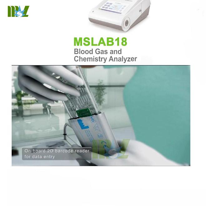MSL Chemistry Analyzer MSLAB18