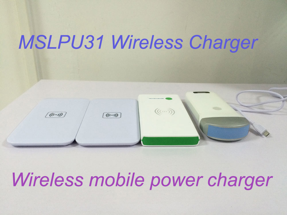 MSLPU31 Wireless mobile power charger