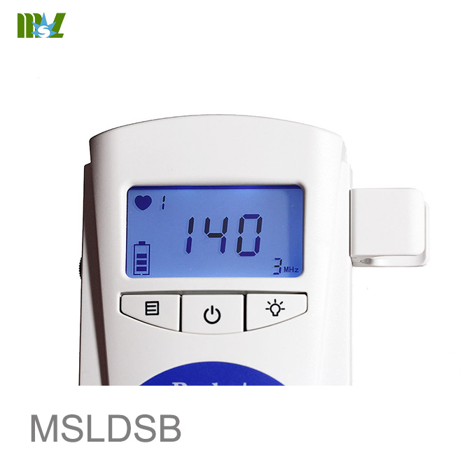 new Sonoline B Professional Pocket Fetal Doppler MSLDSB