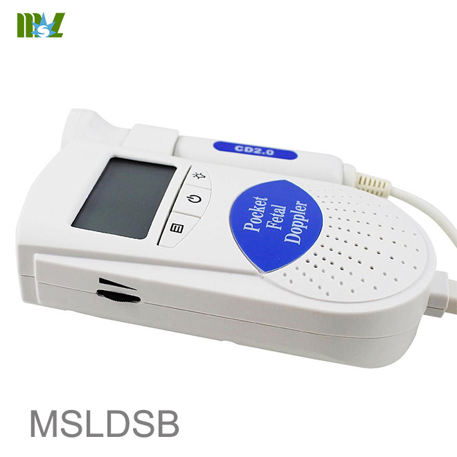 portable Sonoline B Professional Pocket Fetal Doppler MSLDSB