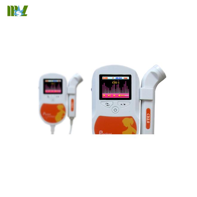 new Sonoline C Professional Handheld fetal doppler fetal heart MSLDSC