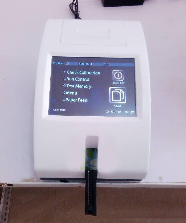 New urine analyzer MSLUA09