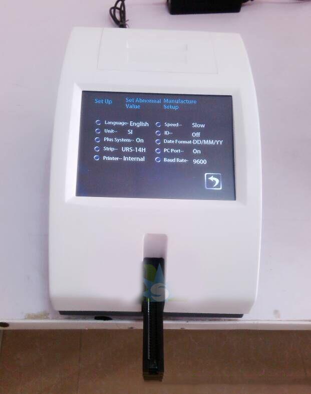 Portable urine analyzer MSLUA09