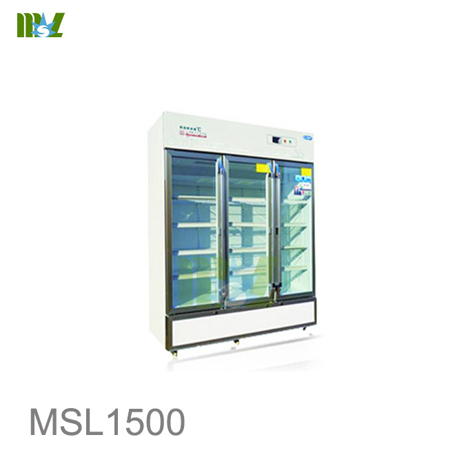 Pharmaceutical refrigerator MSL1500 for sale