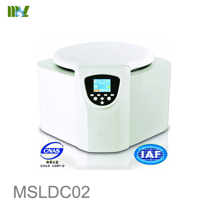 Low-Speed Centrifuge Price MSLDC02