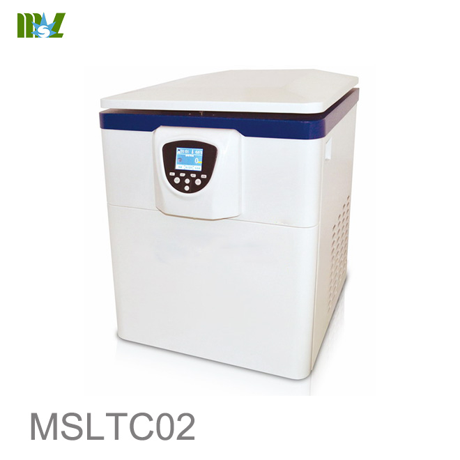 Automatic Uncovering Centrifuge MSLTC02